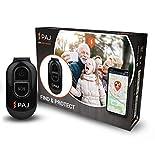 Easy Finder de PAJ GPS - Localizador GPS para niños, Ancianos, Personas con Demencia - 5 días de duración de batería (10 días en Modo de Espera) - Localización en Tiempo Real a través de App móvil