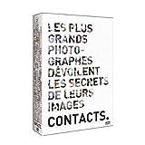 Contacts, les plus grands photographes dévoilent les secrets de leurs images - Coffret [Francia] [DVD]