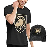 sunminey Homme T- T-Shirt Polos et Chemises West Point Military Academy West Point Academy Logo Mens T-Shirt and Hat