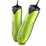 IBalody 20 W Secador de Zapatos Eléctricos 220 V de Doble Núcleo Esterilización Hetaer Secador Eléctrico para Guante de Arranque de Zapatos
