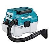 Makita DVC750LZX1 Aspirador 18 V (sin batería, sin Cargador), Color: