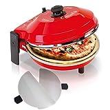 Spice Set Pack 2 Paletas Acero Inoxidable + Horno Pizza Caliente 400 Grados Resistencia Circular 1200W