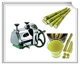 Máquina de jugo de caña de azúcar semiautomática, exprimidor de caña de azúcar para la venta Máquina de prensa de jugo de caña de azúcar Extractor de exprimidor