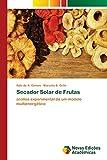 Secador Solar de Frutas