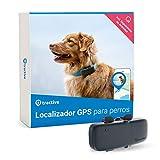 Tractive - Localizador GPS para perros - Rastreador con rango ilimitado, seguimiento de actividad, resistente al agua