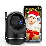 Victure Cámara Vigilancia WiFi, Actualizada 1080P DualBand 2.4G & 5G, Cámara IP WiFi, HD Visión Nocturna, Audio de 2 Vías,Detección de Movimiento Via IPC360 Home App