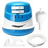KUNSE 5400W 110/220V Ducha Eléctrica Kits De Baño Calentador Agua Caliente Al Instante La Cabeza-220V