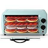 Máquina Secadora De Frutas Secadora De Alimentos Comida Fruta Pequeña Para El Hogar, 5 Bandejas De Altura Ajustable, Ajuste De Temperatura, 300W