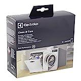 Electrolux Clean and Care Box - Descalcificador y desengrasante, 12 bolsitas