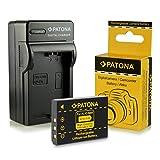 Cargador + Batería Klic-5001 para Kodak Easyshare DX6490 | DX7440 | DX7590 | DX7630 | P712 | P850 | P880 | Z730 | Z760 | Z7590