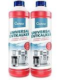 Descalcificador Liquido Anti Calc para Cafeteras 2x 750ml - compatible con todas las marcas
