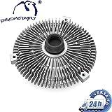 Dromedary 11527505302 - Acoplamiento viscoelástico para ventilador de refrigeración de 3 E36 E46 5 E34 E39 7 E38 X5 E53 Z3 Roadster E36