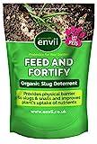 Envii Feed & Fortify – Repelente orgánico de babosas que también mejora el crecimiento de las plantas y es seguro para las mascotas - 1.75kg