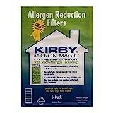 Original bolsas Kirby **Filtro antialérgico** Serie G10 Sentria F-style