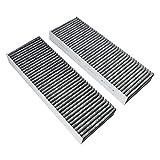Filtro de carbón activo de AllSpares© para los filtros BAKFS de Bora (juego) BIU/BHU/BFIU