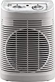 Rowenta SO6510F2 Comfort Aqua - Calefactor, 2400 W, Acero Inoxidable, color Blanco
