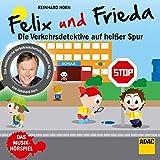 Felix & Frieda-Verkehrsdetektive (Musikhrspiel)