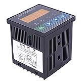 Instrumento de control de circuito único Controlador inteligente de nivel de líquido sin puentes, controlador de presión digital, longitud para temperatura