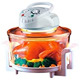 Maxell Power CE Horno DE CONVECCION ELECTRICO HALOGENO Cocina Sano 12 litros Accesorios Calidad