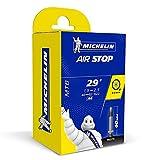 Michelin 29X1.90/2.50 Bici Cámara 29x2.00-2.25 Presta 40 mm, Deportes al Aire Libre, Ciclismo,componentes de Bicicleta, Negro, 29'' x 1.9-2.5/40 mm