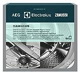 AEG M3GCP400 - Limpieza y Cuidado para Lavadoras y Lavavajillas 3 en 1 (12 unidades): Descalcificador, Desengrasante y Desinfectante