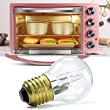 bombilla E27 40W blanco cálido horno cocina bombilla lámpara resistente al calor 110-250V 500 ° bombilla Clight