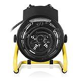 Tristar KA-5061 - Calefactor eléctrico, cerámico, 3 modos