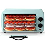 Deshidratador de bandejas de 5 bandejas Máquina de preservación de alimentos eléctrica profesional, carne o carne de res Secador de frutas y verduras espasmódicas con bandejas deslizables sin BPA y