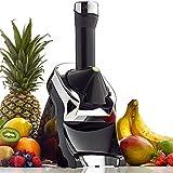 BTSSA Heladera Máquina De Helado De Fruta, Fácil De Utilizar, Lista para Preparar Helados De Yogurt Granizados con Frutas Nutritivas, Yogurt Congelado Y Sorbetes Machine
