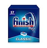 Finish Classic Regular Pastillas para Lavavajillas - 57 Pastillas