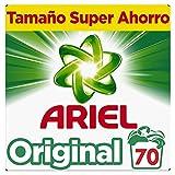 Ariel Detergente en Polvo para Lavadora, Original, 4.5 Kg, 70 Lavados
