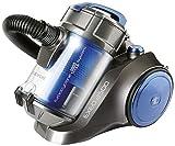 Taurus Aspirador Sin Bolsa Exeo 2500, 800 W, 3.5 litros, 82 Decibelios, Plástico, Azul