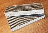 Filtro de carbón activo PROKIRA® PRCF35 para BORA Basic placas de cocina tipo BAKFS BHU, BIU y BFIU