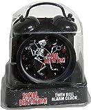 Social Distortion - Black Twinbell AC Alarm Clocks