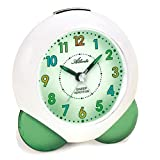 Atlanta 1733/6 Kids Alarm Clock Green