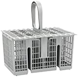 Find A - Cesta de cubiertos para lavavajillas, de repuesto, para Hotpoint BF41 BF50B BF50W BLT64A