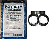Kirby NEW 9 micras bolsas al vacío para aspiradoras G3 G4 G5 con cinturones