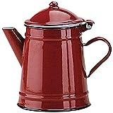 IBILI 910210 - Cafetera Conica Roja 1 LTS.
