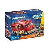 PLAYMOBIL: THE MOVIE Food Truck Del, a Partir de 5 Años (70075) , color/modelo surtido