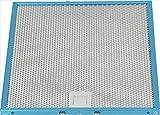 Fagor - Filtro de grasa metálico, 33,32 x 23,8 x 0,8 cm, extractora