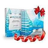 pH ON-THE-GO - Bolsa filtro para agua alcalina y pH alto - Compatible con botellas, jarras y cualquier otro recipiente - 100 g (Pack de 3 unidades)