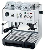la Pavoni Domus Bar DMB - Cafetera (Independiente, Acero inoxidable, Espresso machine, Granos de café, De café molido, Capuchino, Café expreso, Agua caliente, 2,7L)