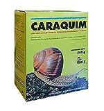 Cebo en gránulos CARAQUIM 500g para controlar CARACOLES y BABOSAS anti limacos