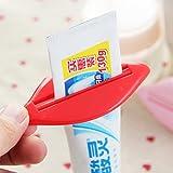 EgBert 2Pcs Lip Kiss Baño Dispensador De Pasta De Dientes Facial Limpiador De Tubo Exprimidor De Crema