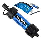 Sawyer Products Sistema de Filtro Mini portátil, Unisex, SP128 Mini Single, Azul