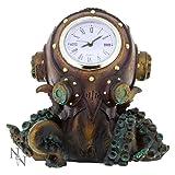 Reloj Nemesis Now Clocktopus (Bronce)