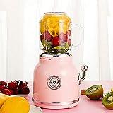 XUE Licuadora de Jugo Exprimidor de Frutas Retro Mezclador de Batidos de Alimentos para bebés Máquina de Hacer jugos multifunción Licuadora de Frutas portátil (Color Aleatorio)