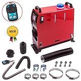 12V 5KW 5000W Diesel Calentador de aire Todo en un Pantalla LCD 1 orificio