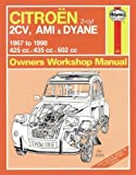 Coomber, I: Citroen 2CV Owner's Workshop Manual