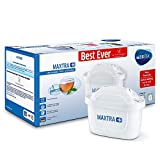 BRITA Maxtra+ Cartuchos para filtrado de Agua, Color Blanco, plástico, Blanco, Pack de 6